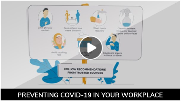 Preventing COVID-19 in your workplace