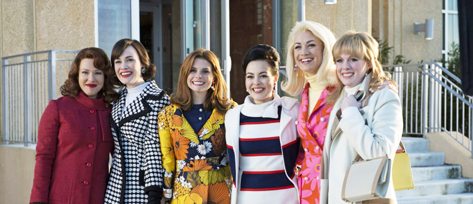 '60s looks from The Astronaut Wives Club