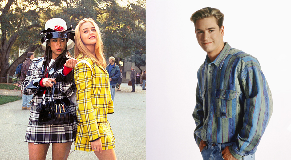 How to Get the Right '90s Look - Central Casting