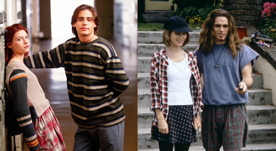 how to get the right '90s look  central casting