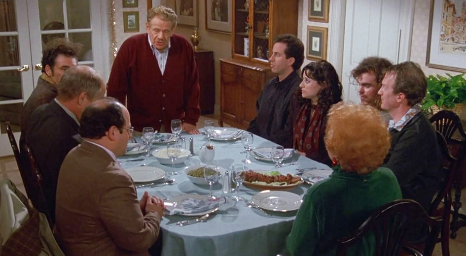 The Strike is one of Seinfeld's Christmas episodes