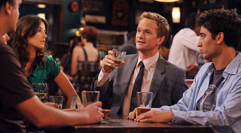 How I Met Your Mother (CBS)