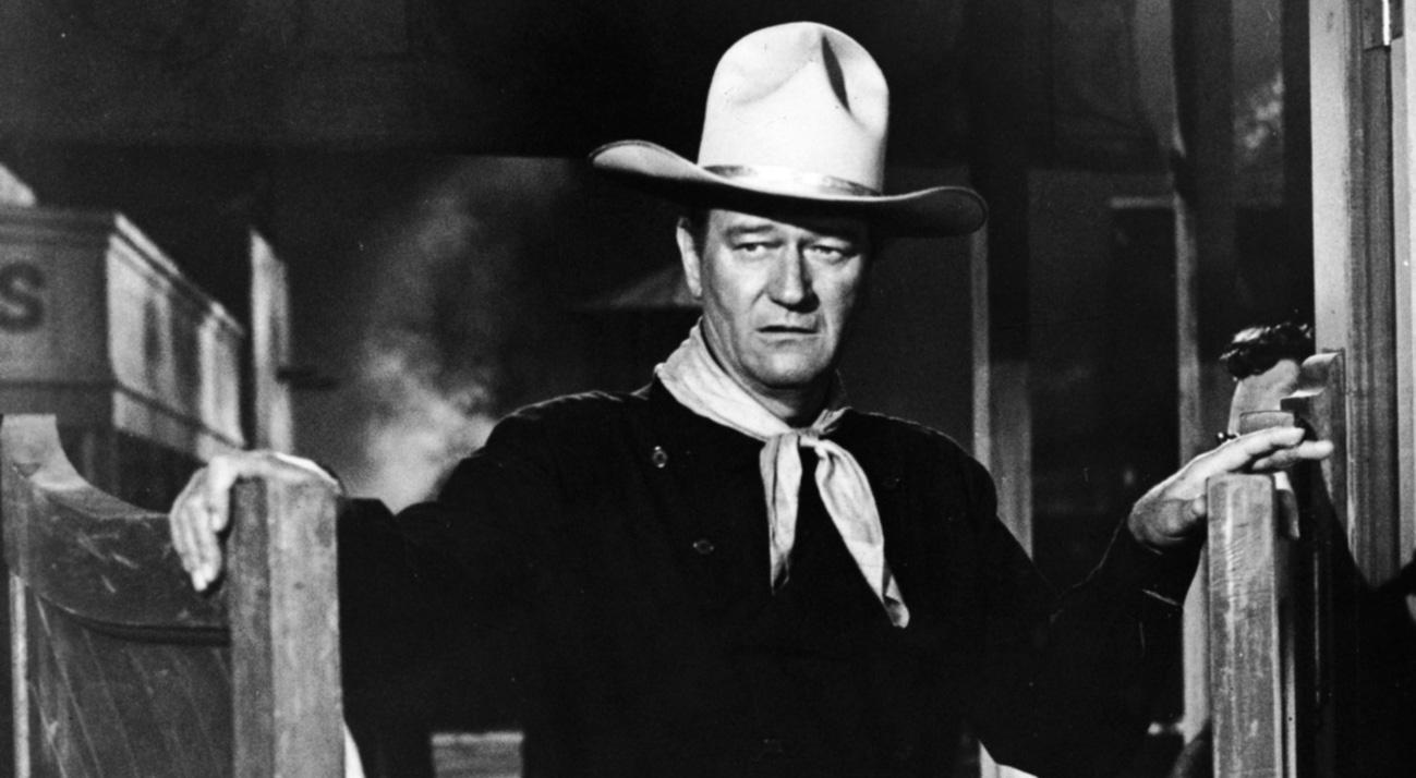 John Wayne, one of Central Casting's Hollywood legends