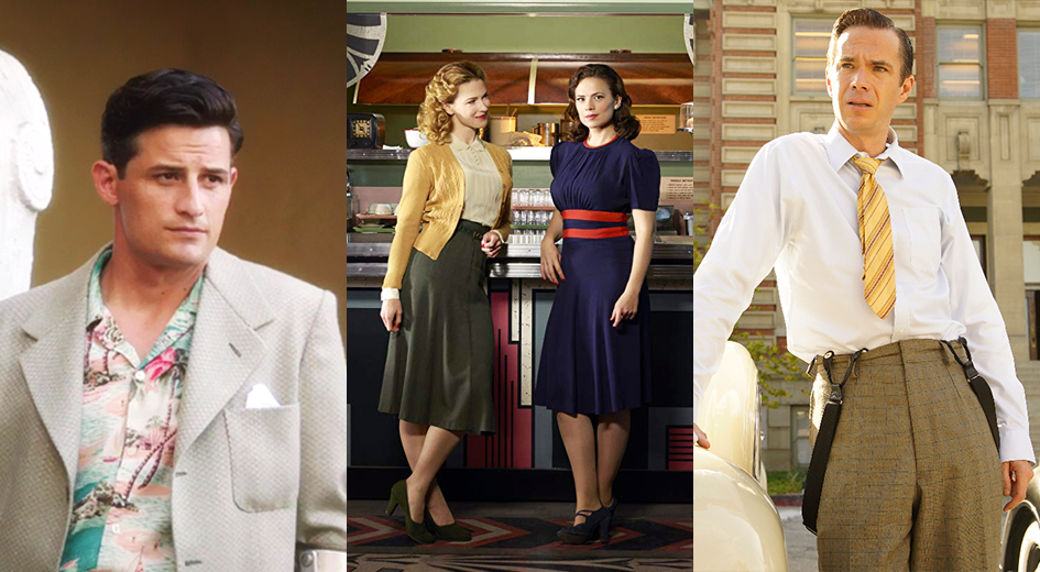 Mid '40s style in Agent Carter (ABC)