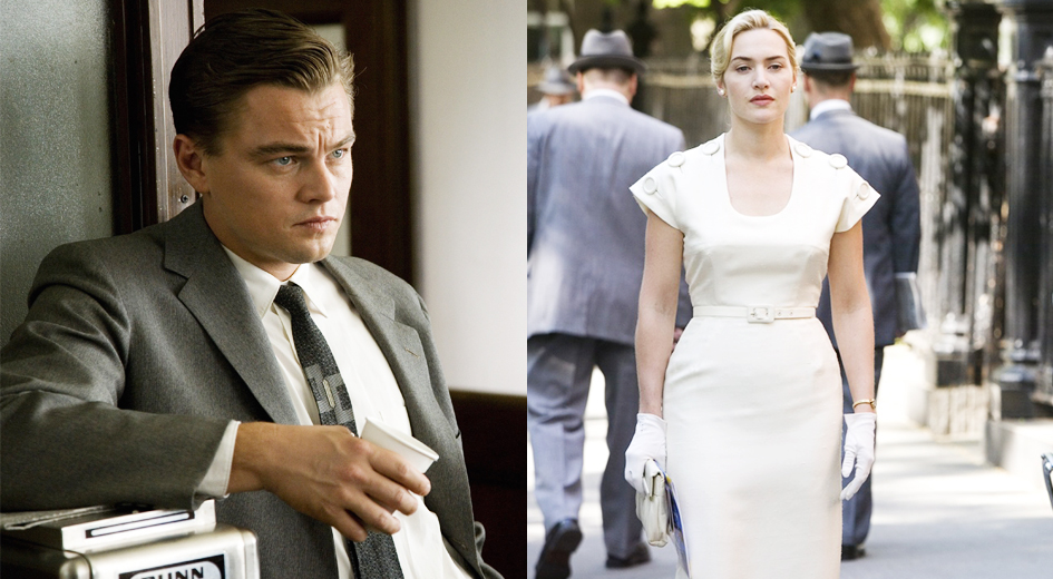 Mid-1950s fashion in Revolutionary Road (DreamWorks)
