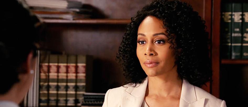 Simone Missick starring in one of this season's new TV shows (CBS)