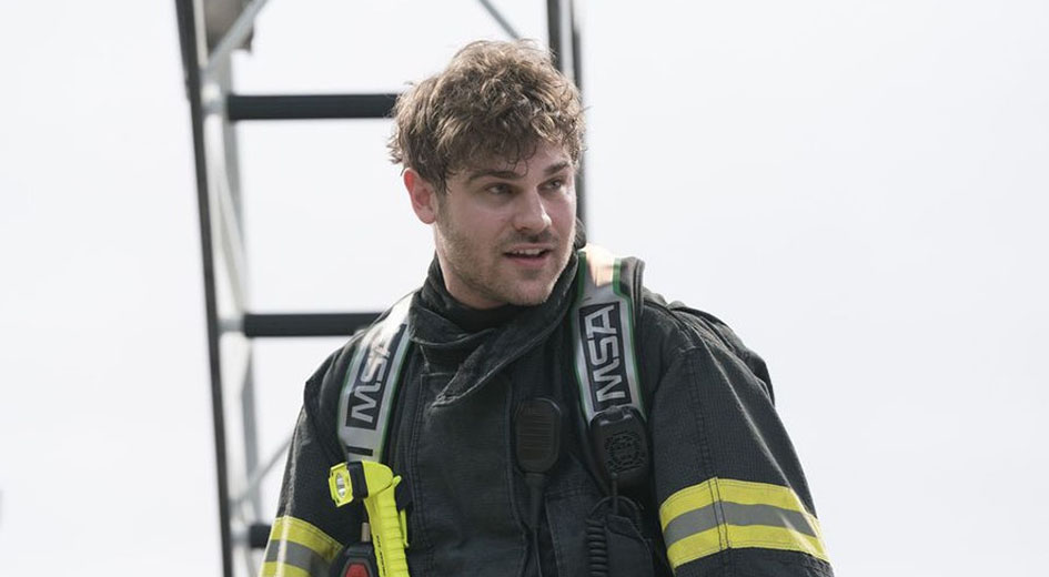 Grey Damon as Jack Gibson (ABC)