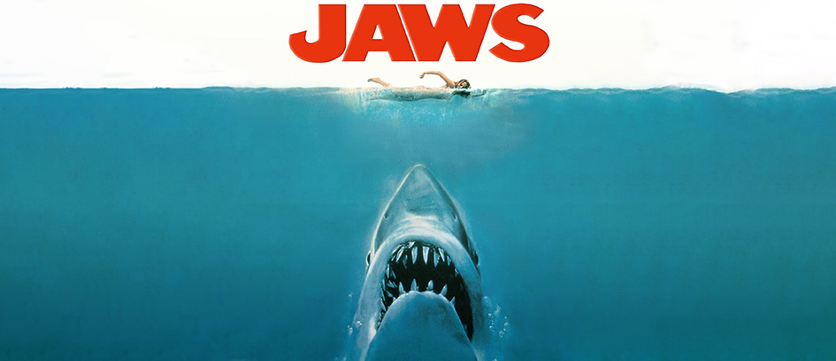 Jaws was one of the first summer blockbusters