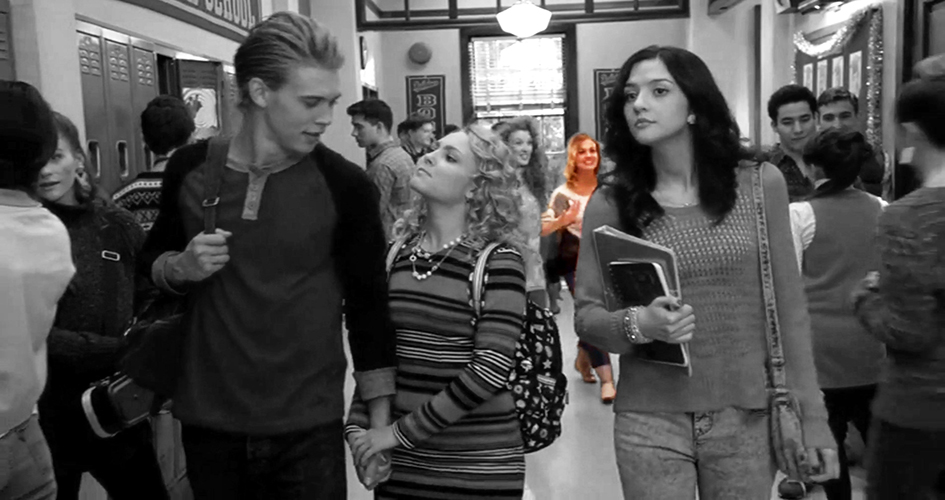 Danielle in The Carrie Diaries (The CW)
