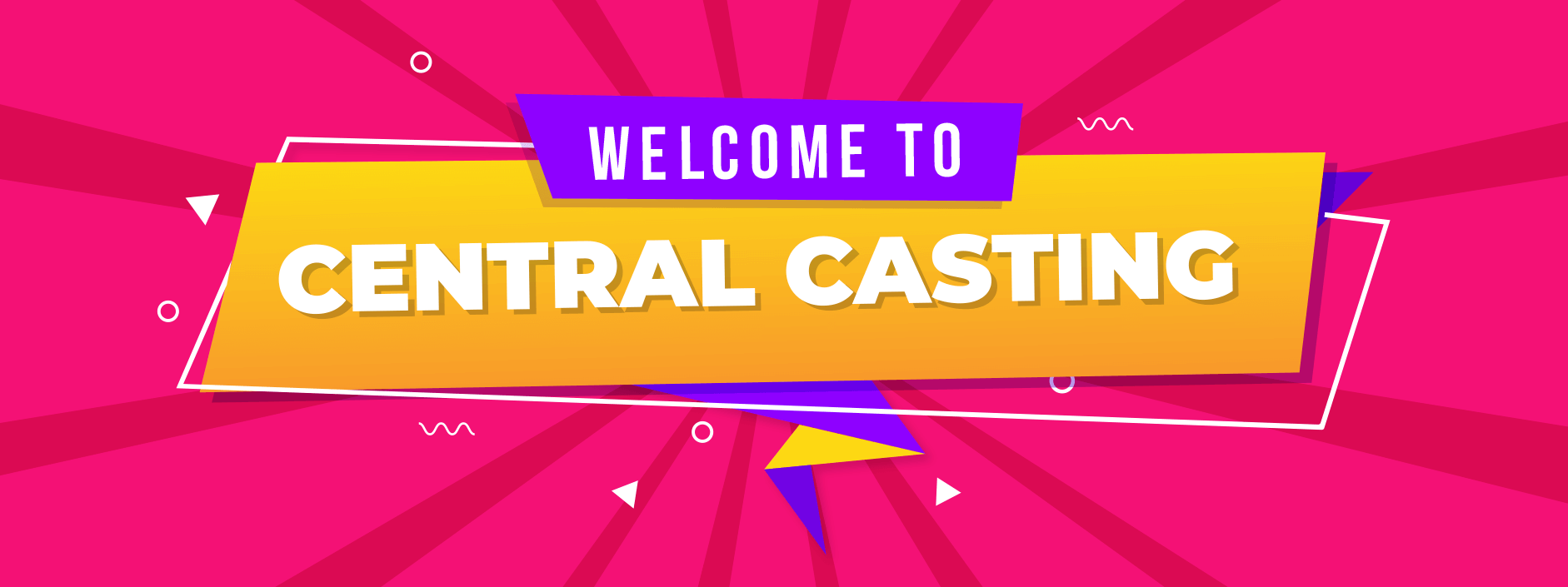 Welcome to Central Casting