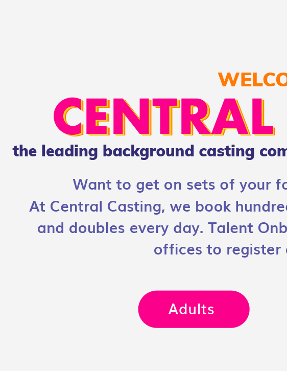 Sign up: Adults.