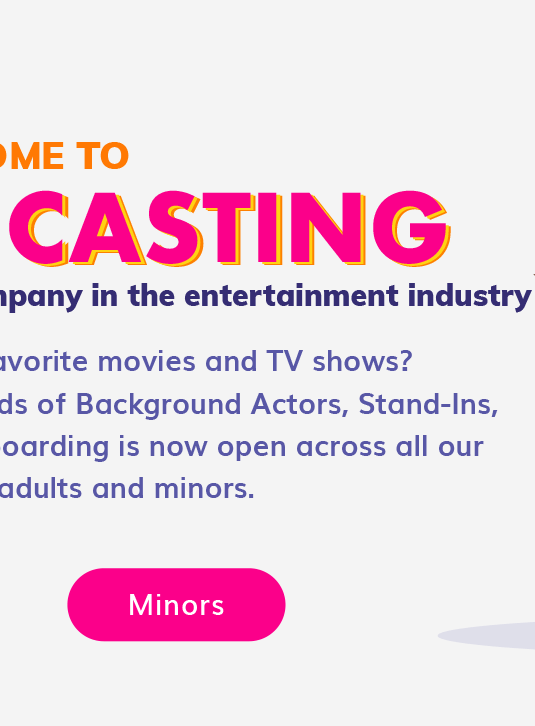 Sign up: Minors.